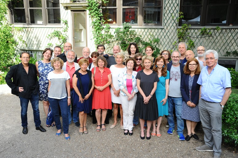 Le Conseil d'administration de la SACD 2017-2018