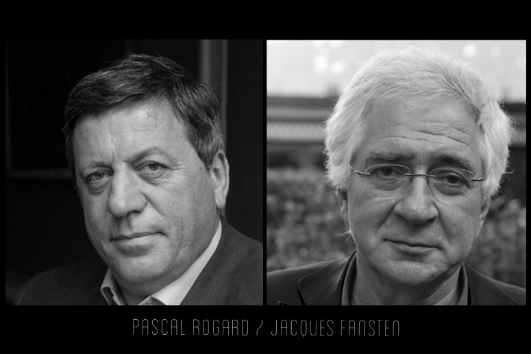 Les co-gérants, Jacques Fansten et Pascal Rogard