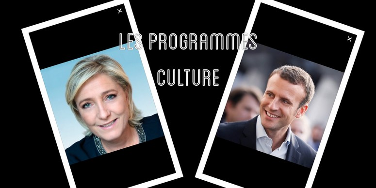 Programme culture des candidats au second tour