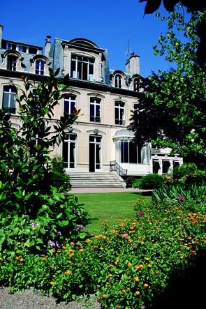 L'hôtel de Blémont, siège de la SACD