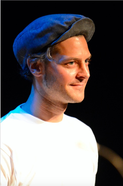 Martin Bellemare, lauréat du Prix de la Dramaturgie francophone 2018