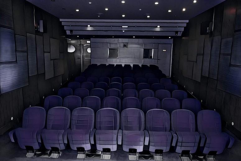 L'auditorium de la Maison des Auteurs-SACD