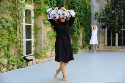 Sujets à vif - Avignon - (Untitled) Humpty Dumpty