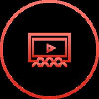 Icone producteur audiovisuel