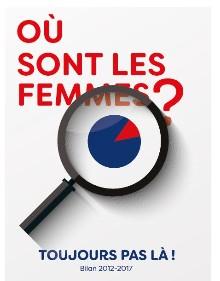 Couverture Où sont les femmes? 2016